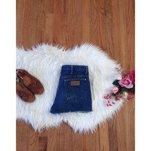 🌿 Vtg Wrangler High Waisted Denim Shorts 🌿